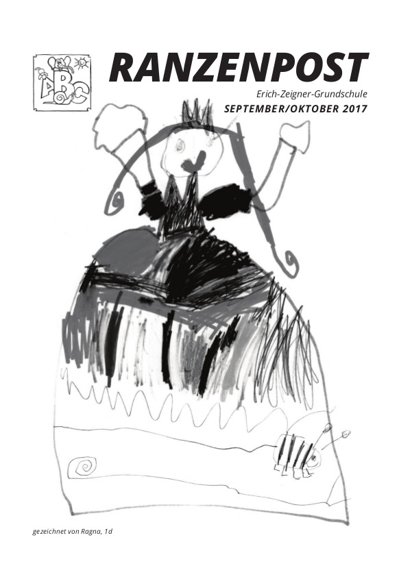 Ranzenpost September/Oktober 2017